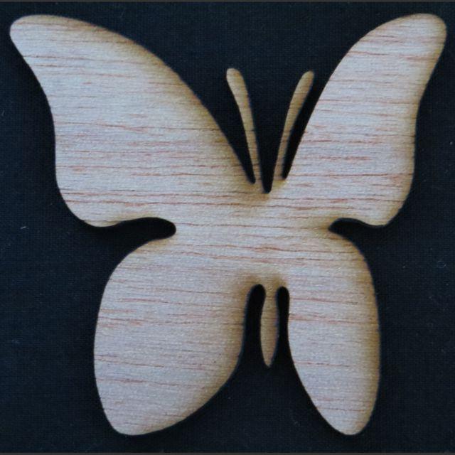 Ply Butterfly Wall Art